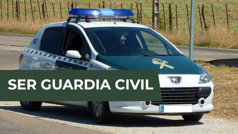 SER GUARDIA CIVIL